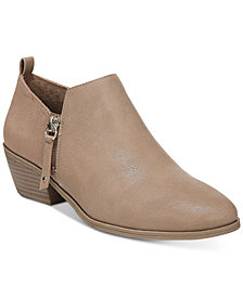 Dr. Scholl's Berry Ankle Booties