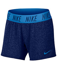 Nike Big Girls Dri-FIT Training Shorts