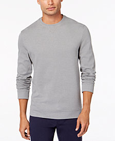 Tasso Elba Men's Crewneck Sweater, Created for Macy's