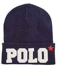 Polo Ralph Lauren Men's Varsity Knit Hat