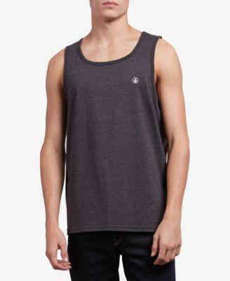 Hmlai Clearance Men Tank Top Undershirt Basic Casual Loose Solid Color Beach Pajamas Linen Tee Shirt Summer 2019