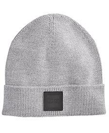 Hugo Boss Men's Cuffed Knit Hat