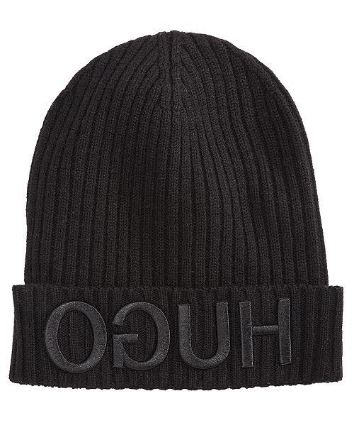 Hugo Boss Men s Wool Logo Hat - Hats b37155693ca
