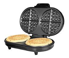Double Belgian Waffle Maker