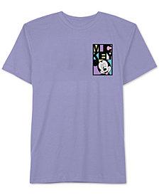 Hybrid Men's Mickey Mouse Fun Graphic T-Shirt