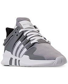 adidas Boys' EQT Support ADV Casual Athletic Sneakers from Finish Line
