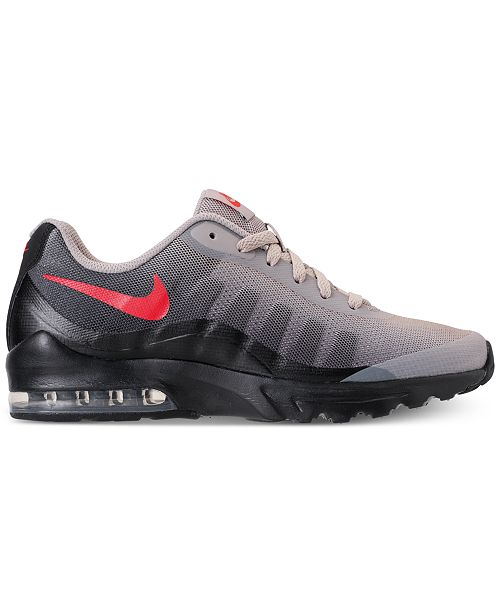 timeless design cd16a f9b73 ... Nike Men s Air Max Invigor Print Running Sneakers from Finish Line ...