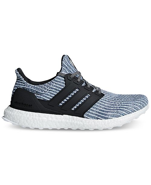 824f5fc3256 adidas Men s UltraBOOST x Parley Running Sneakers from Finish Line ...