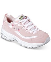 0f3fea511cf7 Skechers Women s D-Lites - Bright Blossoms Walking Sneakers from Finish Line