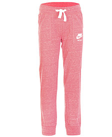 Nike Little Girls Knit Joggers