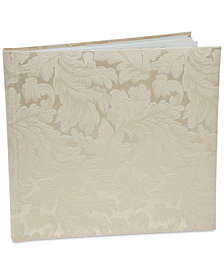 Philip Whitney Ivory Ivy Self-Stick Photo Album