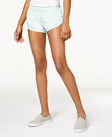 Hurley Juniors' Super Suede Beach Rider Soft Shorts