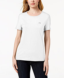 Lacoste Cotton Jersey T-Shirt
