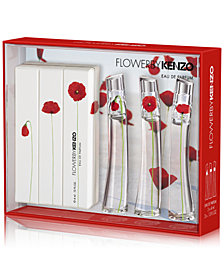 Kenzo 3-Pc. Flower By Kenzo Miniature Fragrance Gift Set