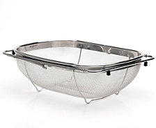 """BergHOFF Studio Collection Stainless Steel 13"""" Sink Strainer"""