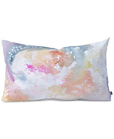 Deny Designs Stephanie Corfee Up In The Clouds Oblong Throw Pillow