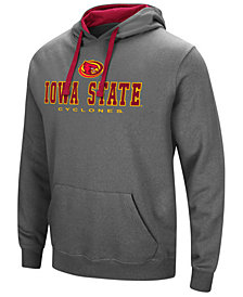Colosseum Men's Iowa State Cyclones 3 Stack Logo Hoodie