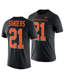 Men's Barry Sanders Oklahoma State Cowboys Name and Number T-Shirt