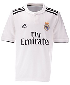 Real Madrid Club Team Home Stadium Jersey, Big Boys (8-20)