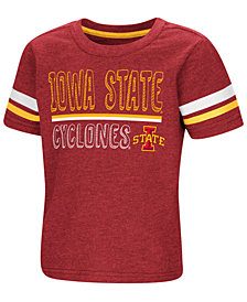 Colosseum Iowa State Cyclones Sleeve Stripe T-Shirt, Toddler Boys (2T-4T)