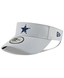 New Era Dallas Cowboys Training Visor