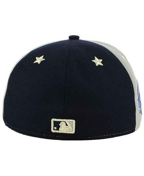 New Era New York Yankees All Star Game Patch 59FIFTY FITTED Cap ... 4cb9af50697