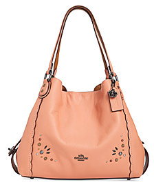 COACH Edie 31 Medium Shoulder Bag