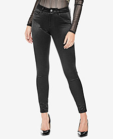 GUESS Sandy Mid-Rise Skinny Pants