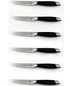 BergHOFF Geminis Steak Knife Set, 6 Piece