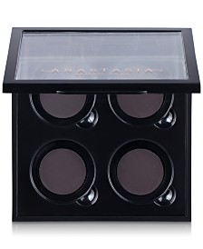 Select any 4 Anastasia Beverly Hills Eye Shadow Singles + Receive a FREE Empty 4-Well Eye Shadow Palette