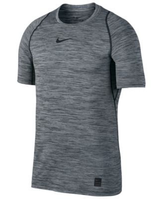 Men's Pro Dri-FIT Fitted Heathered T-Shirt