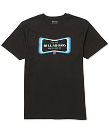 Billabong Men's Pulse Logo Graphic T-Shirt