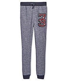 Epic Threads Big Boys Marled Jogger Pants, Created for Macy's