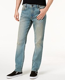 Men's Straight-Fit Jeans, Created for Macy's