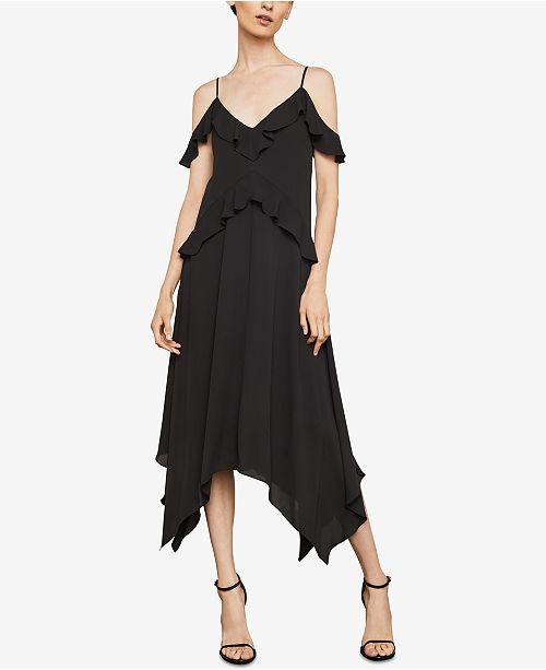 6cb8946f5847f BCBGMAXAZRIA Lissa Asymmetrical Slip Dress & Reviews - BCBGMAXAZRIA ...
