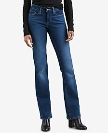 Levi's® Curvy Bootcut Jeans