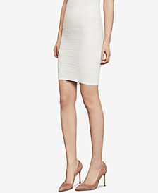 Alexa Pull-On Pencil Skirt