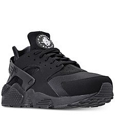 Men's Air Huarache Run Running Sneakers from Finish Line