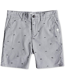Quiksilver Big Boys Krandy Printed Shorts