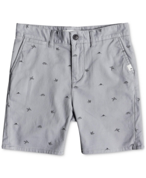 Quiksilver Big Boys Krandy Printed Shorts