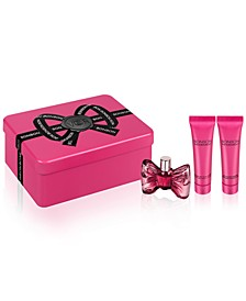 Receive a Complimentary 3-Pc. Bonbon Deluxe Trial Set with any large spray purchase from the Viktor&Rolf BonBon Fragrance Collection