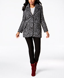 Lucky Brand Wool Blend Coat