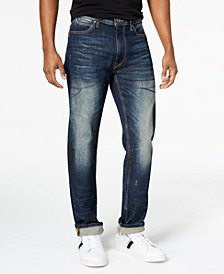Men's Relaxed Tapered Jeans, Created for Macy's
