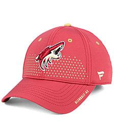Authentic NHL Headwear Arizona Coyotes Draft Structured Flex Cap