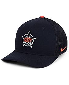 Nike Oklahoma State Cowboys Col Aro Swooshflex Cap