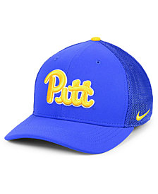 Nike Pittsburgh Panthers Col Aro Swooshflex Cap