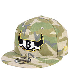 New Era Chicago Bulls Combo Camo 9FIFTY Snapback Cap