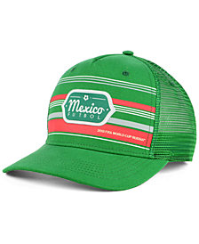 Top of the World Mexico World Cup Route Snapback Cap 2018