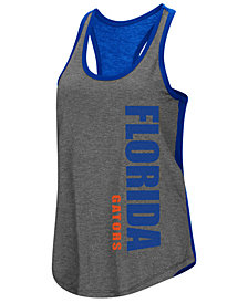 Colosseum Women's Florida Gators Share It Racerback Tank