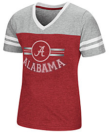 Colosseum Alabama Crimson Tide Pee Wee T-Shirt, Girls (4-16)